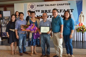 Brother Judge Jun Dumdum and Sister Dr. Gingging Dumdum Succeeded as OUTREACH HEAD of TALISAY