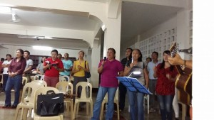BCBP TALISAY Music Ministry - the ever expanding Ministry team