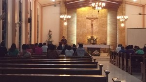 NOVENA for the success of the BCLP Argao