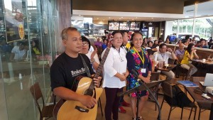 Lovely and Lively BCBP Talisay Music Ministry